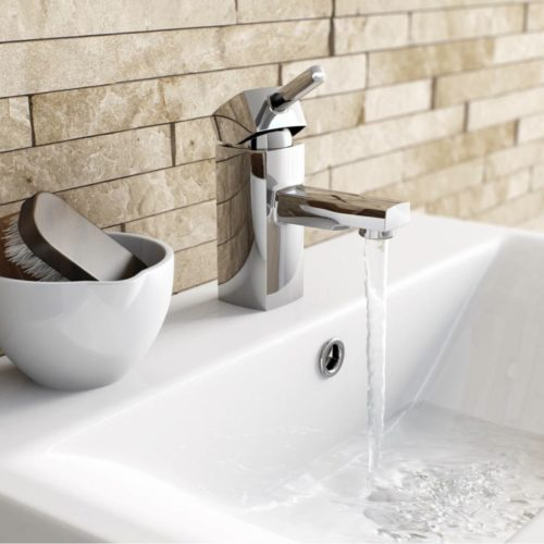 Desire Basin Mixer by ENKI