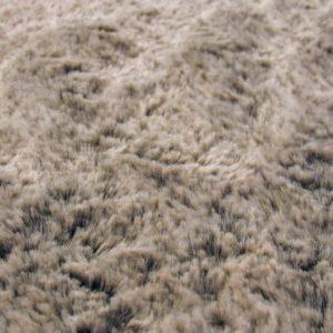Textiles-El De Fur Symmetry Creamed Coffee