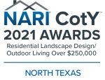Residential Landscape Design over $250